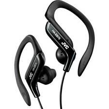 JVC HA-EB75B Sports Ear-Clip Headphones , Black FAST SHIPPING! NEW!