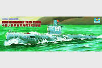 Trumpeter 1/144 05904 USS SSN-21 Sea wolf Attack Submar Model Kit ◆