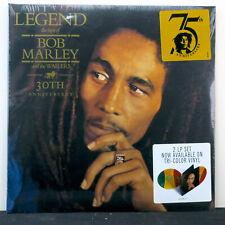 BOB MARLEY & THE WAILERS 'Legend' Ltd. Edition GREEN/YELLOW/RED Vinyl 2LP SEALED