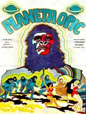 Planet of the Apes Vintage Art Posters