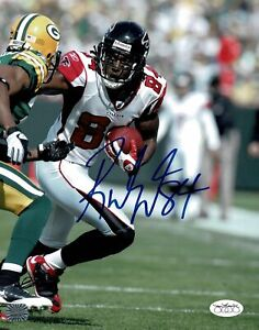 Roddy White signed autographed 8x10 photo! AMCo! 13821