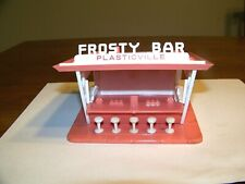 Plasticville Frosty Bar with Box  1401