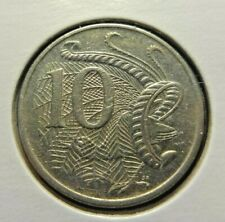 Australia 1983  10 Cents