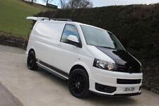 """Volkswagen VW Transporter T5, Sportline styling, 20"""" alloys, TAILGATE, FSH + VAT"""