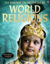 The Usborne Internet-linked Encyclopedia of World Religions,Susan Meredith, Cla