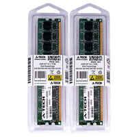 2GB KIT 2 x 1GB Dell PowerEdge 440 800 830 840 850 860 SC420 SC430 Ram Memory