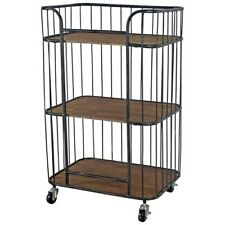 Metal Trolley With 3 Shelfs by Originals