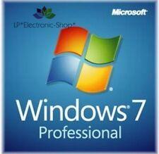 MICROSOFT WINDOWS 7 PROFESSIONAL 32/64 BIT ESD |ORIGINALE|FATTURA ^PREZZO PROMO^