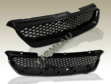 1998-2002 HONDA ACCORD 2DR COUPE FRONT HOOD MESH GRILL GRILLE EX LX NEW