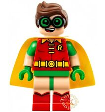 LEGO THE BATMAN MOVIE - MINIFIGURA ROBIN 70902 70916 70917 - ORIGINAL MINIFIGURE