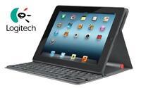 Logitech Bluetooth Solar coral Tastatur/Keyboard Folio cover Apple iPad 2/3/4