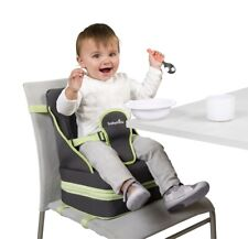 Babymoov Up & Go Booster Seat, French design, ajustable height, portable