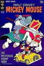 Mickey Mouse (Walt Disney's…) #119 FN; Dell | save on shipping - details inside
