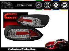 FEUX ARRIERE ENSEMBLE LDVWI4 VW SCIROCCO III 2008-2010 2011 2012 2013 2014 NOIR