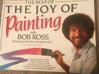 BOB ROSS, A SPECIAL BOOK TITLED  BEST OF JOY OF PAINTING   60 color Paintings