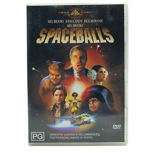 Spaceballs (DVD, Region 4, 1997)