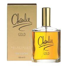 CHARLIE GOLD 100ML EDT PERFUME FOR WOMEN BY REVLON