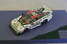 Best MODEL - Lancia Beta tour d'Italie 30ème anniversaire Gilles Villeneuve 1/43
