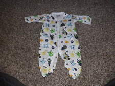 BABY MARGERY ELLEN 6-9 MONSTER OUTFIT