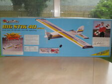 Great Planes Big Stik 40 ARF Engineering Pre-Built Kit NIB