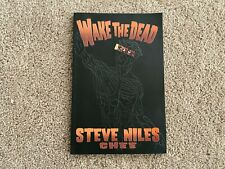 Wake the Dead by Steve Niles (2004, Paperback) - Free Shipping