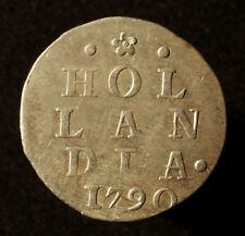 Niederlande, Provinz Holland, 2 Stüber (2 Stuiver) 1790