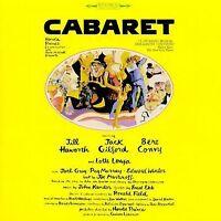 CABARET Original Broadway Cast Recording CD BRAND NEW