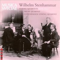 Stenhammar: String Quartets Nos. 1 & 2, New Music