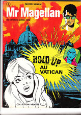 Mr Magellan. Hold up au Vatican. Vedette 1971