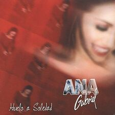 Huelo a Soledad by Ana Gabriel (CD)