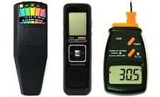 Ghost Hunting K-II K2 Meter EMF Detector + Thermometer + 8GB EVP Recorder 3KIT