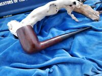 NEVER SMOKED Antique Rare Made in ISRAEL HICKOK Briar Unique Pipe Virgin