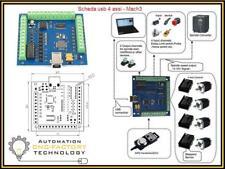 Breakout board USB CNC 4 assi