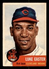 LUKE EASTER 53 TOPPS 1953 NO 2 VGEX+ 21367