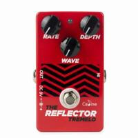 Caline CP-62 Reflector Tremolo Guitar Effects Pedal
