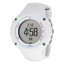Suunto Ambit3 Run White Silicone Unisex Monitoring Watch SS021259000