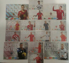 PANINI ADRENALYN EURO 2020: CHOOSE YOUR LIMITED EDITION CARD. PERFECT CONDITION.