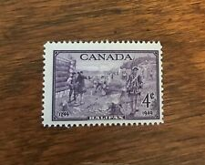 CANADA postage stamp Halifax 1949 4 cents MNH