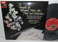 ASD 3744 A Bouqet Of Romantic Music For Flute And Orchestra John Solum / Dilkes