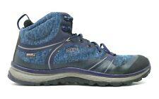Keen Womens Blue Terradora Mesh Outdoor WP Mid Hiking Boots Size US 9.5 EU 40