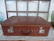 R1774 Alter Reisekoffer um 1940 ~ sehr dekorativ ~ Vintage ~ Koffer