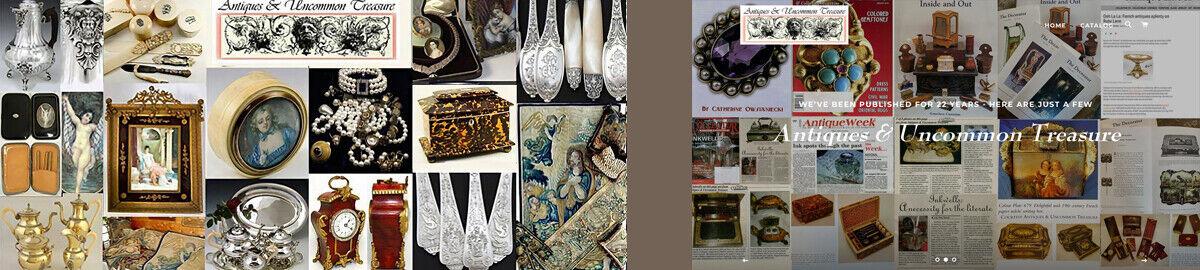 Antiques Uncommon Treasure