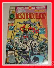 MARVEL COMICS PRESENTA 14 Resurrection 1994 Warlock