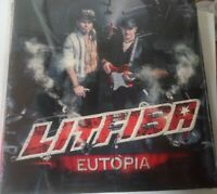 2 LP 33 Litfiba ‎Eutòpia TEG ‎88985384511 eu sealed