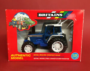 1996-97 Britains 1/32 Last Issue Ford 5610 Tractor No9527 NMIB