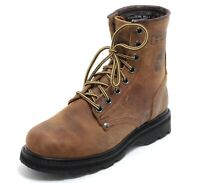 349 Chaussures à Lacets Bottines Boots Bottes Chaussures Cuir Big Rig 38