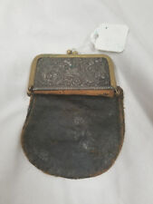Victorian Leather Coin Purse