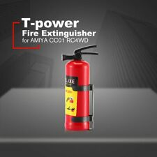 Rock Crawler Fire Extinguisher For RC Rock Crawler 1:10 Scale Truck Model H 98 B