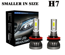8000LM Canbus Error Free LED Headlight Kits Hi/Lo Power 6000K White Bulb Bulbs