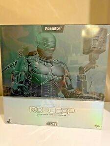 Hot Toys Robocop With Mechanical Chair (Docking Station) MMS203-D05 NEW